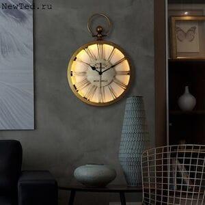 Настенные часы № 10-16