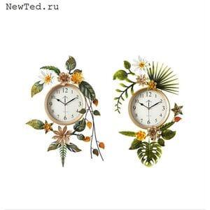 Настенные часы № 10-17