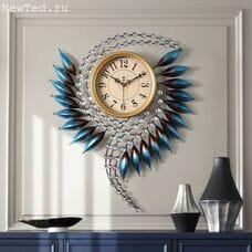 Оригинальные настенные часы № 10-18