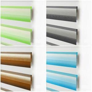 Рулонные шторы цветные градиент