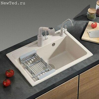 Мойка для кухни из искусственного камня