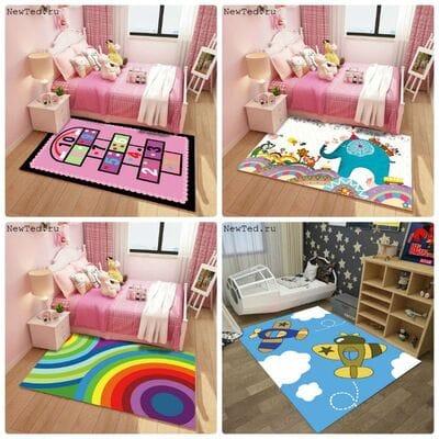 Детские ковры в интернет магазине