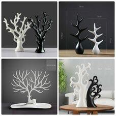 Статуэтки деревья