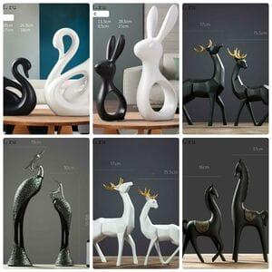 Статуэтки животных