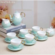 Чайный сервиз № 18-10