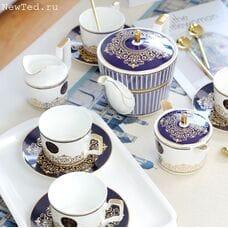 Чайный сервиз № 18-13