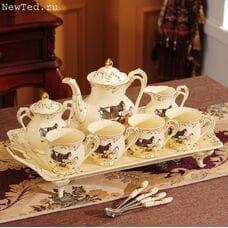 Чайный сервиз № 18-2