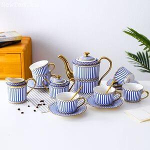Чайный сервиз № 18-3