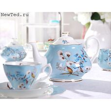 Чайный сервиз № 18-7