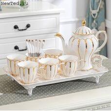 Чайный сервиз № 18-8