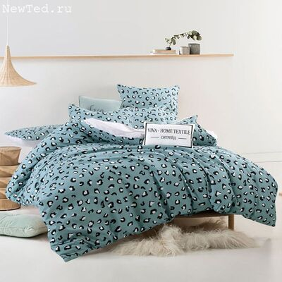 Постельное белье Модное CL028 1,5 спальное наволочки 70-70 2 шт.