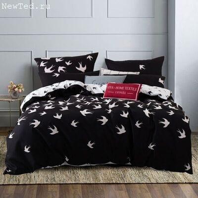 Постельное белье Модное CL033 1,5 спальное наволочки 70-70 2 шт.
