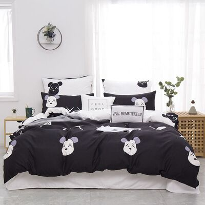 Постельное белье Модное CL051 1,5 и 2 спальное наволочки 70-70 2 шт.