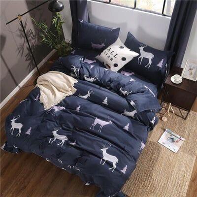 Постельное белье Модное CL003 2 спальное наволочки 50-70 2 шт.