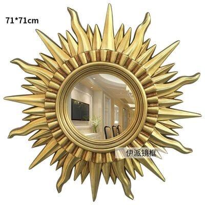 Зеркало настенное Солнце