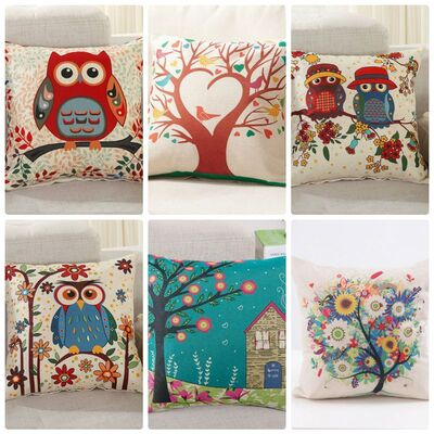 Декоративные подушки для дивана