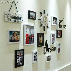 Фоторамки на стену