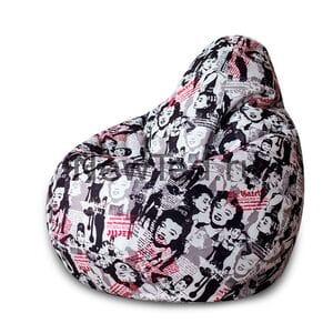 Кресло мешок груша Леди