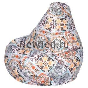 Кресло мешок груша Сиена терракот