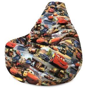 Кресло мешок груша Тачки