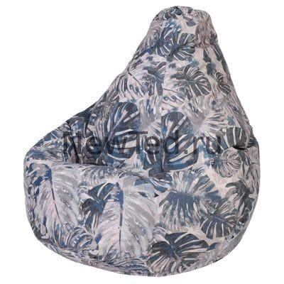 Чудное кресло мешок Джангл лайт велюр
