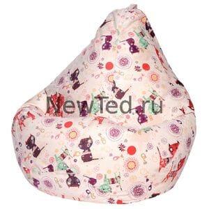 Кресло мешок груша Китти