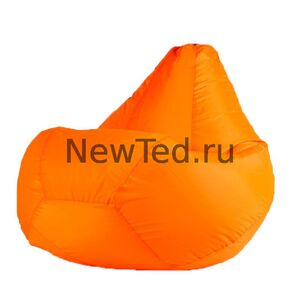 Кресло мешок оранжевое оксфорд