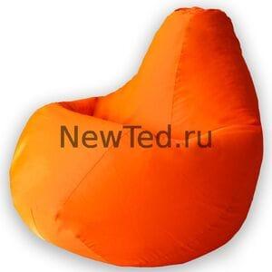 Кресло мешок оранжевый фьюжн