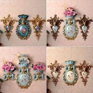 Декоративные  вазы № 8-30