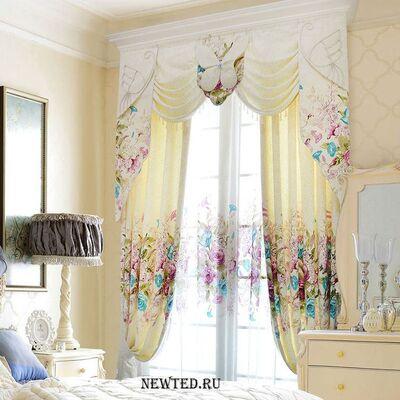 Купить шторы в стиле
