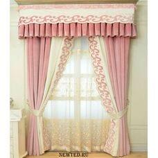 Купить шторы  комплектом