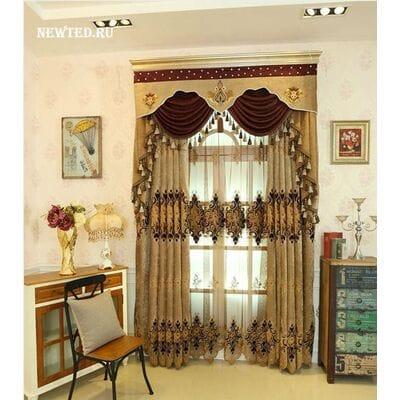 Купить готовые и на заказ шторы