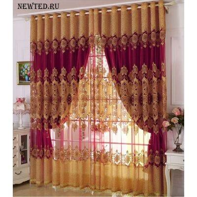 Дизайнерские шторы купить