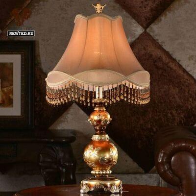Магазин ламп настольных