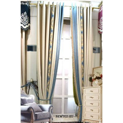 Модные элегантные шторы