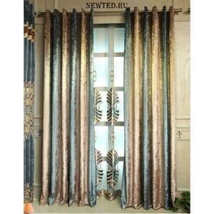 Купить готовые шторы на люверсах