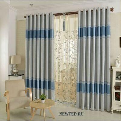 Купить шторы для гостиной новинка