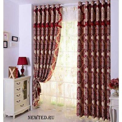 Купить готовые шторы  в интернете