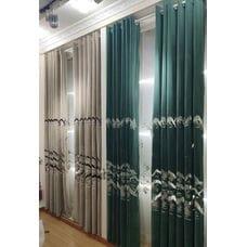 Комплект шторы и тюль № 128