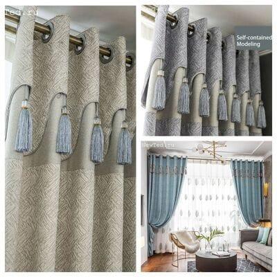 Прекрасные шторы с ламбрекеном