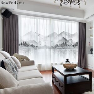 Комплект  штор № 174
