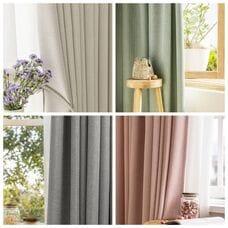 Изумительный комплект штор №.215
