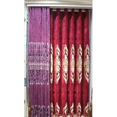 Изящные бархатные шторы
