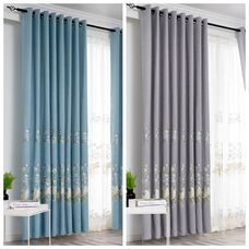 Современные минималистские шторы