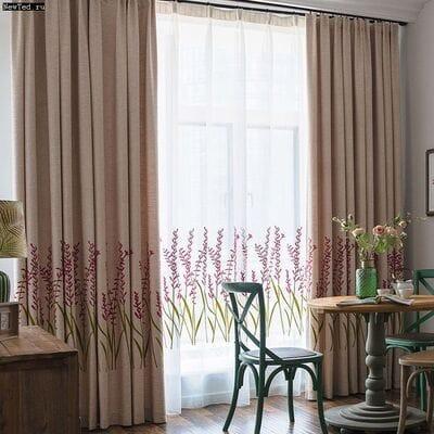 Шикарный набор штор - достойное украшение окон