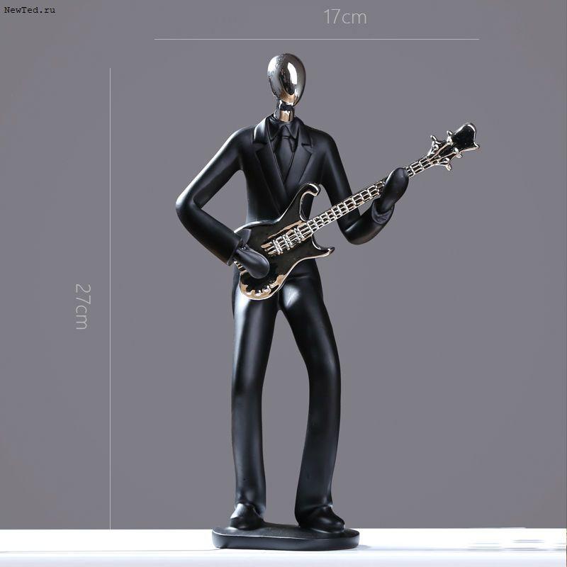 статуэткf Гитарист