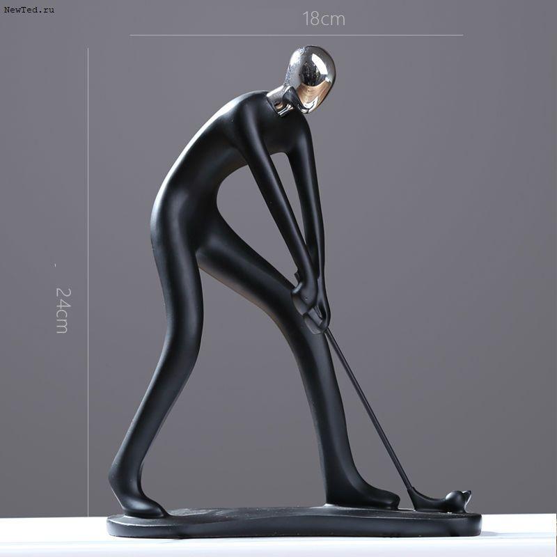 статуэтки Гольф