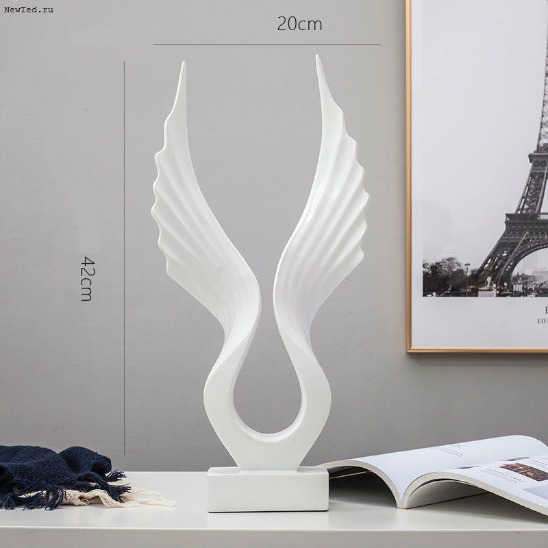 статуэтка Белые крылья