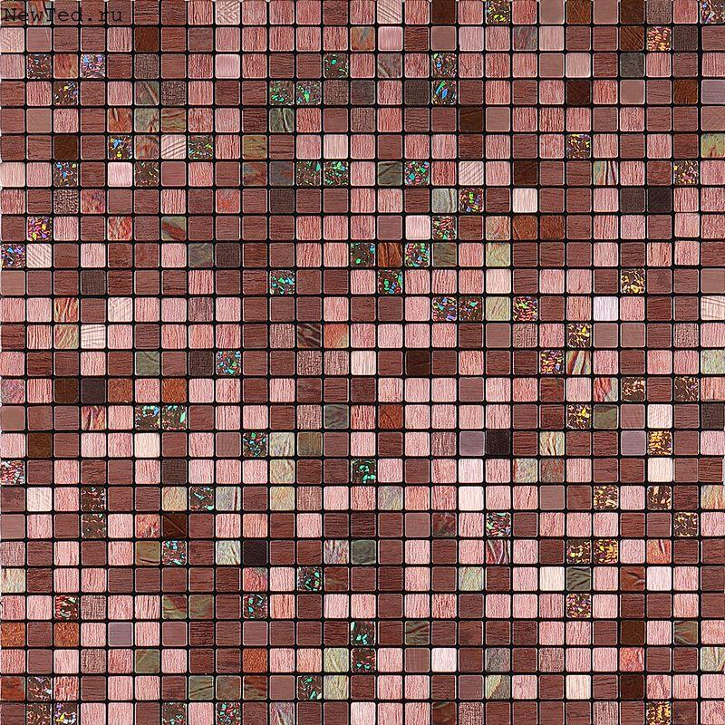 Самоклеющаяся 3D металлическая мозаика