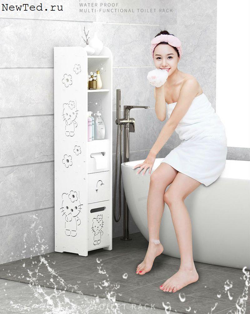 Купить водонепроницаемые полки для ванной